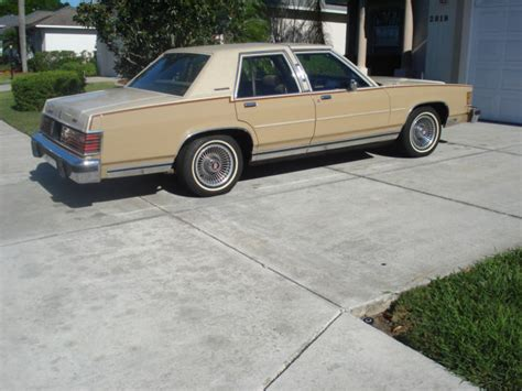 manual cars for sale 1985 mercury marquis engine control mercury grand marquis 1985