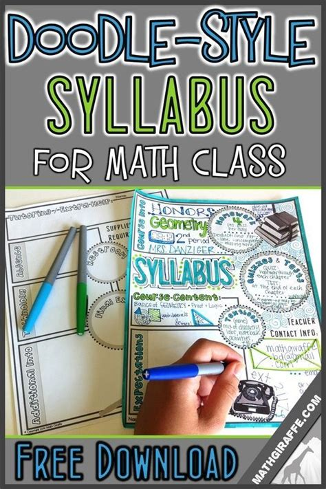 doodle maths for schools login 25 best ideas about class syllabus on high