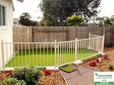 dog run in backyard a dog run www agreenthumblandscape com cool dog stuff