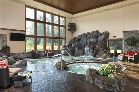 boat club whitefish montana viking falls indoor pool hot tub picture of lodge at