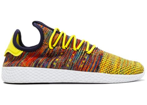 Adidas 15 Pharrell Williams Doff pharrell williams x adidas tennis hu multi color stockx news