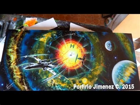Sprei Starwars by Xwing Fighter Wars Spray Paint