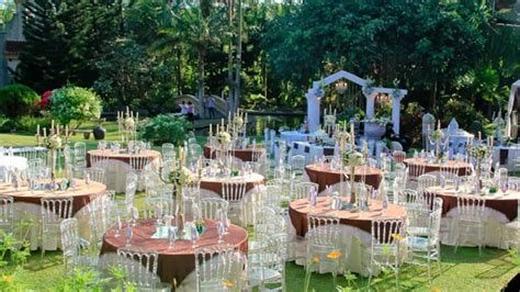 Budget Wedding Packages In Quezon City by Garden Wedding Venues Kasal The Essential