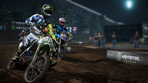 ama motocross game monster energy ama supercross the official videogame