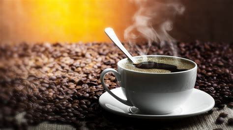 Cuppa Coffee coffee cup and coffee beans hd wallpaper 9943