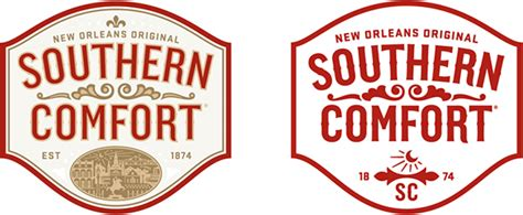 southern comfort ingredients list southern comfort on behance