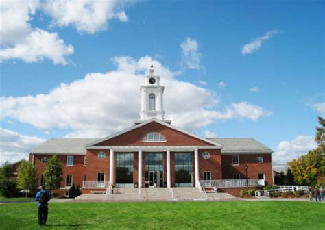 bentley college bentley university schoolguides profile