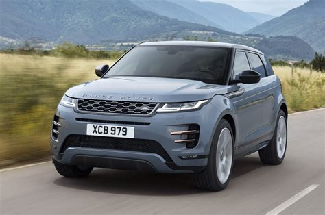 2019 Land Rover Price by 2019 Range Rover Evoque Revealed Price Specs And Release