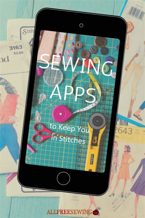 Sewing Pattern App | 10 sewing apps to keep you in stitches allfreesewing com