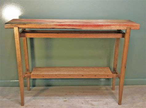 custom sofa table custom console table sofa table by design
