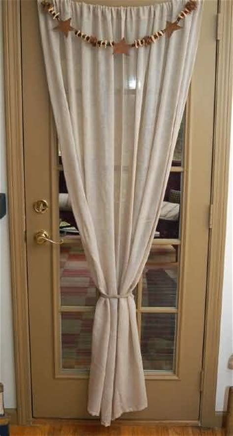 primitive curtains for french doors 19 best images about french door curtains on pinterest