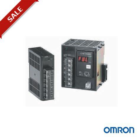 Omron Cj1w Pa205r 1 cj1w pa205r 386939 omron system f power 100 to 2