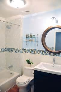 mosaic tile bathroom ideas bathroom designs with glass bath interior decorating las