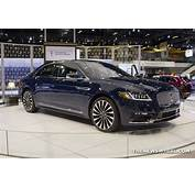 2017 Lincoln Continental At Chicago Auto Show  The News Wheel