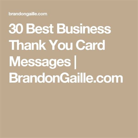 Thank You Note Quotes Business 25 Best Ideas About Business Thank You Cards On Thanks Note Graduation Thank You