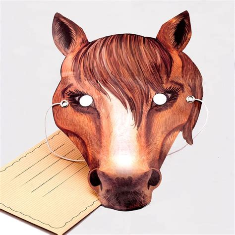 printable mask horse 179 best images about horse theme party on pinterest
