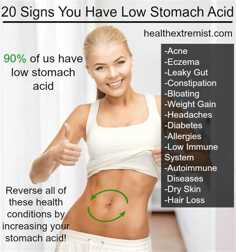 how to fix stomach pain did you know low stomach acid may be causing your health