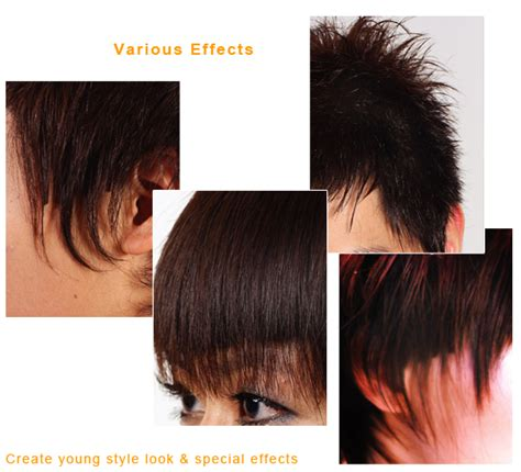 is hair chunking in style chunking shears vern intelligent combined styling