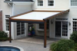 Awnings And Pergolas Private Residence Landscape Pool And Patio Application