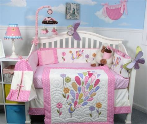 peacock crib bedding peacock crib bedding nursery theme ideas for baby girls and boys