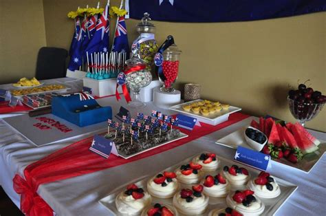 australian themed events australia day party ideas photo 8 of 13 catch my party