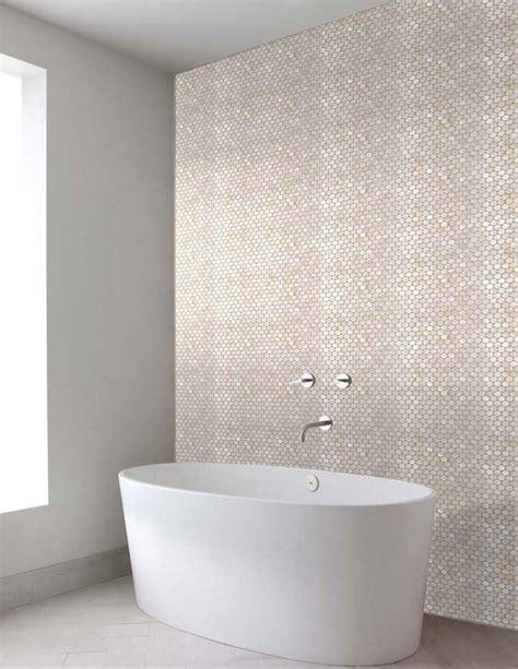 mother of pearl mosaic tiles kitchen backsplash tile penny