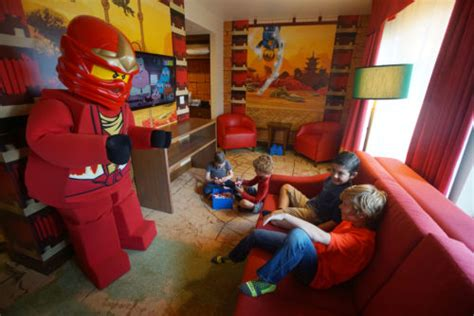 Legoland Room Only by Legoland California Resort Unveils New Lego Ninjago Themed