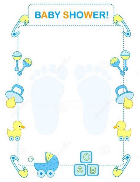 Baby Shower Invitations For Boys Free Templates by Boy Baby Shower Invitations Templates Xyz