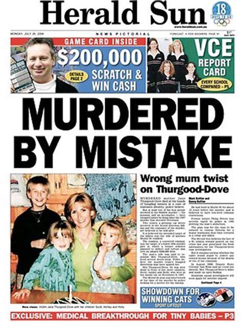 video featured videos herald sun jane thurgood dove s murder was a senseless crime we ll
