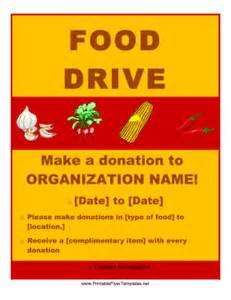 food drive flyer template food drive flyer template microsoft pictures to pin on