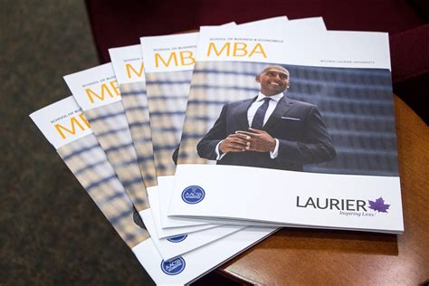 Mba Marketing Programs In Canada by Mba Striving For National Recognition The Cord