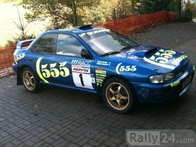 subaru gc8 rally subaru prodrive gc8 4 door rally cars for sale