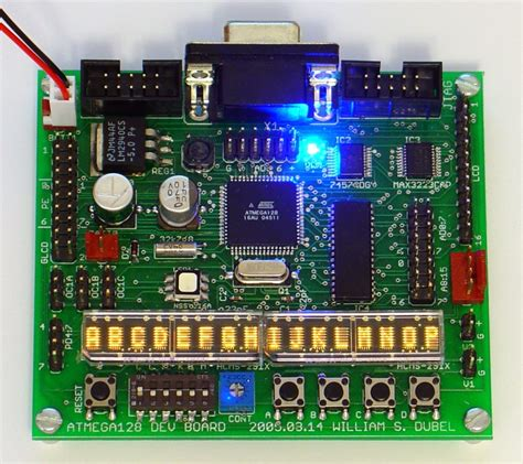 Free Project Design Software atmega128 resources