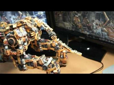 Zoid Papercraft - papercraft zoids voltron prototype quot beast quot 2009 2010