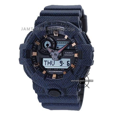 Casio Gshock Ga120 Ori Bm harga sarap jam tangan g shock ga 700de 1a denim