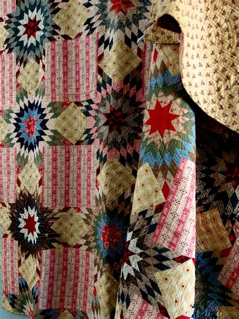 Handmade Quilts For Sale On Ebay - stripes as solid beautiful antique handmade lae 1800s