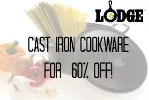 qt tutorial bogo amazon deal lodge cast iron cookware 60 off southern