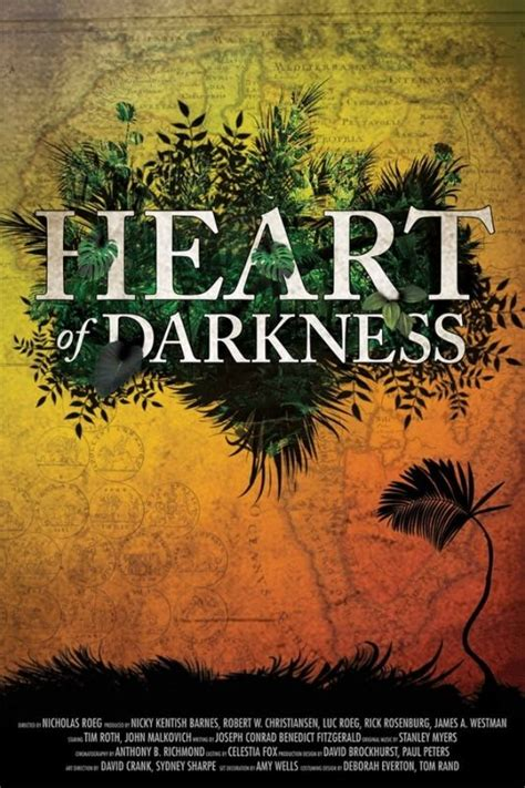 heart of darkness themes and exles heart of darkness 1994 nicolas roeg synopsis