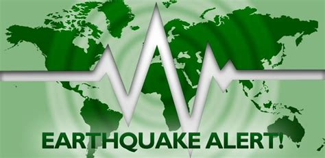 earthquake alert app top 5 best earthquake monitoring apps for android mobile