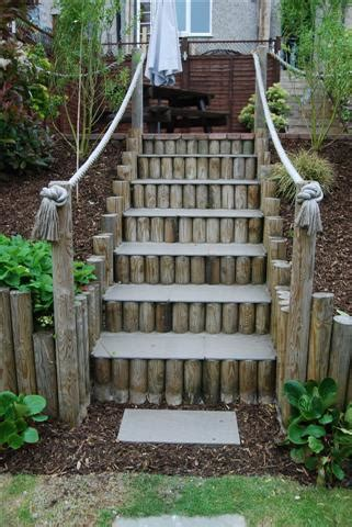 awesome diy garden steps  stairs