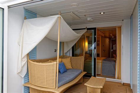 panorama lanaikabine aida lanai kabine wintergarten und balkon am promendendeck