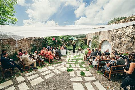 Wedding Barcelona by Wedding Planners In Barcelona Organise Rustic Villa