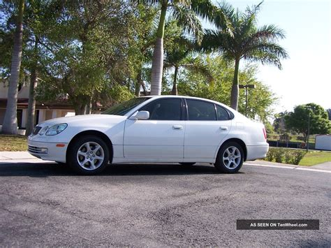 lexus truck 2004 2004 lexus gs300 florida car all service records no
