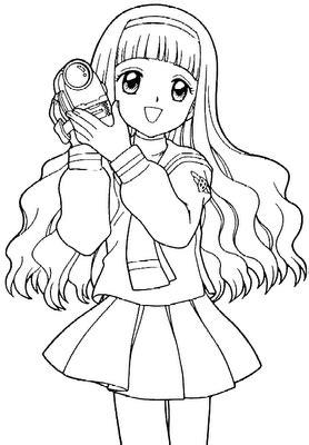 imagenes coreanas en anime dibujos para colorear de chicas anim 233 y del 225 ngel anim 233