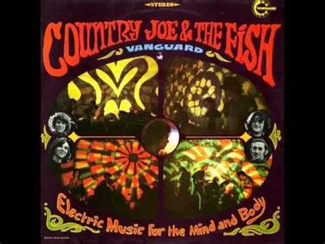 country joe and the fish section 43 country joe the fish electric music for the mind and