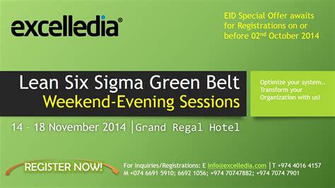 Lean Six Sigma Green Belt Bu Mba Certification by Ohio Program Sigma Six Weekenddownload Free Software