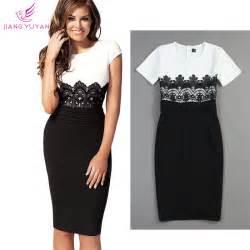 vestidos fashion casual dress women office ladies sheath
