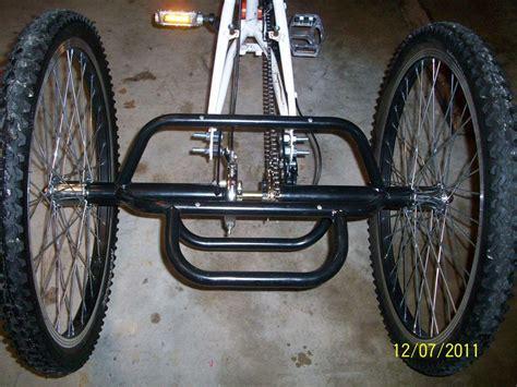 Converting A Bike To A Trike