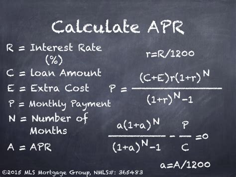 what is apr and how what is apr mortgage apr mls mortgage