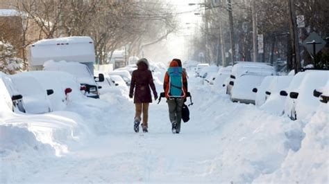 blasts    canadas worst snowstorms cbc news